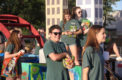 Homecoming parade entertains community