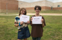 Two students win Best of SNO awards