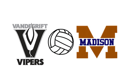 Volleyball defeats Madison 3-0 to advance in playoffs