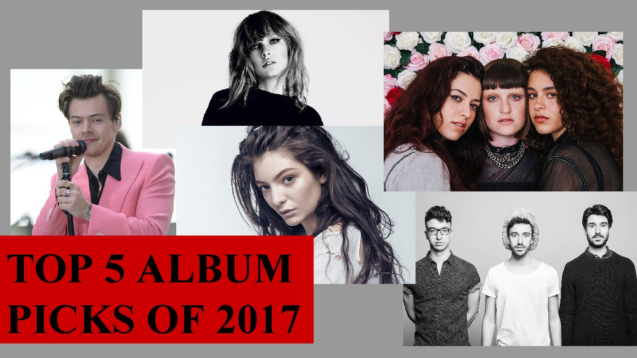 What kind of music best describes this year?