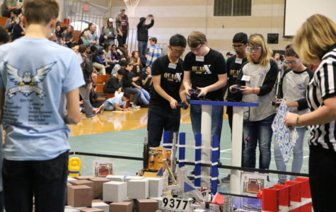 QuadX places first at FTC qualifer