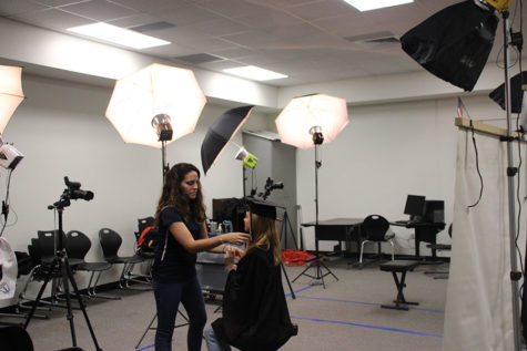 Senior portraits begin at Vandegrift