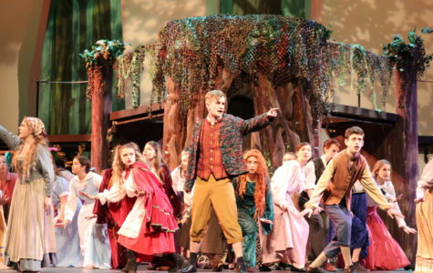 Harvey Players perform Into the Woods