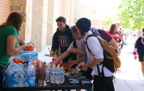 PTSA sponsors health fair to encourage healthy lifestyle choices