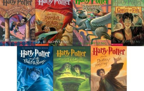 Harry Potter and the ranking of all seven books