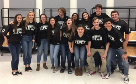Choirs make final preparations for spring show