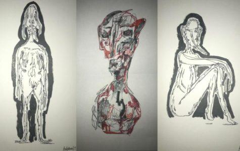 Junior composes artwork to show at exhibit