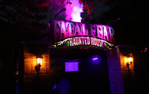 Theatre hosts Fatal Fear haunted house fundraiser