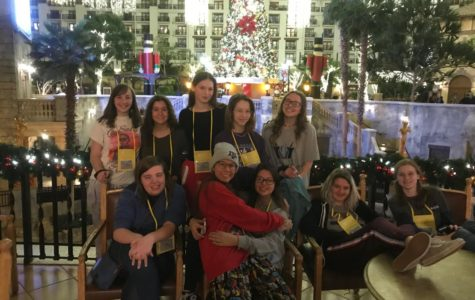 Theater students attend National Thespian Convention