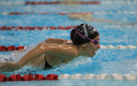 Swim takes on Super Quad Invitational Meet