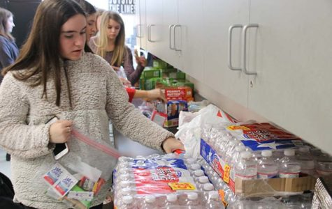 FCCLA fills 'Blessing Bags' for those in need