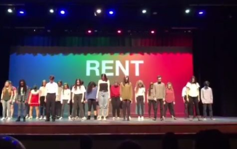 Musical theatre class hosts first ever showcase