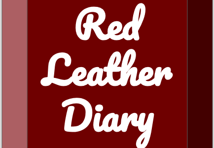 """Red Leather Diary"" book review"