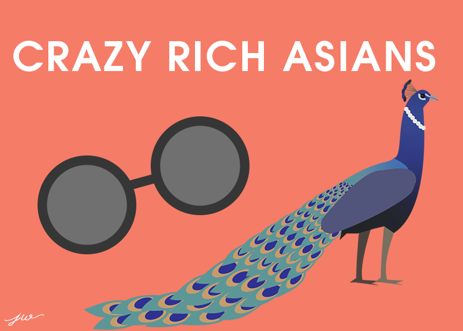 'Crazy Rich Asians' follows the story line of  Rachel Chu and her boyfriend Nick.
