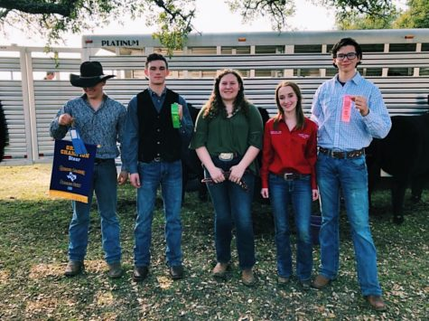 FFA competes in CDEs over spring break