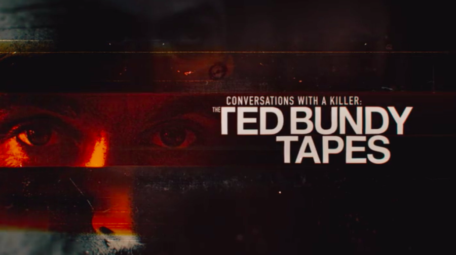 Ted Bundy Tapes cover photo