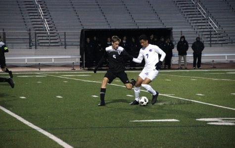 Soccer looks to climb district table against Cedar Ridge