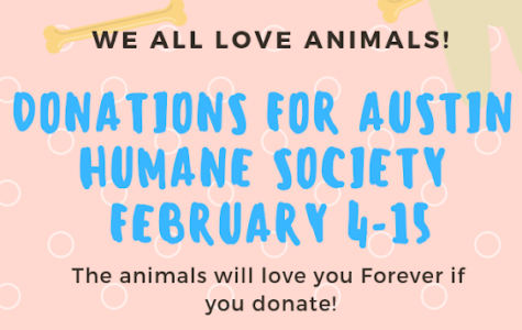 Family and Consumer Science starts donation drive benefitting Austin Humane Society