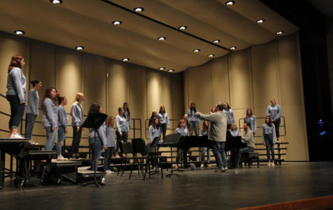 Varsity choir travels to Kansas City for NACDA