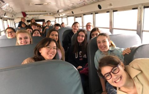 UIL theatre attends clinic in preparation for competition