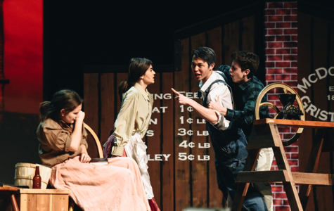 GALLERY: Theater puts on dress rehearsal for UIL OAP show