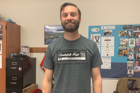 Teacher Spotlight: Andrew Perrone