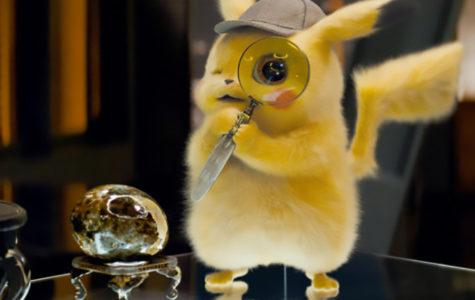 "Movie Review: ""Detective Pikachu"""