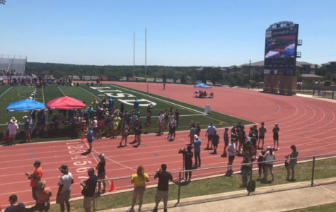Clubs come together for Special Olympics track meet