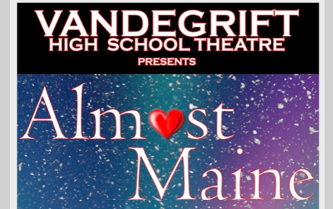 Theatre to debut 'Almost Maine'