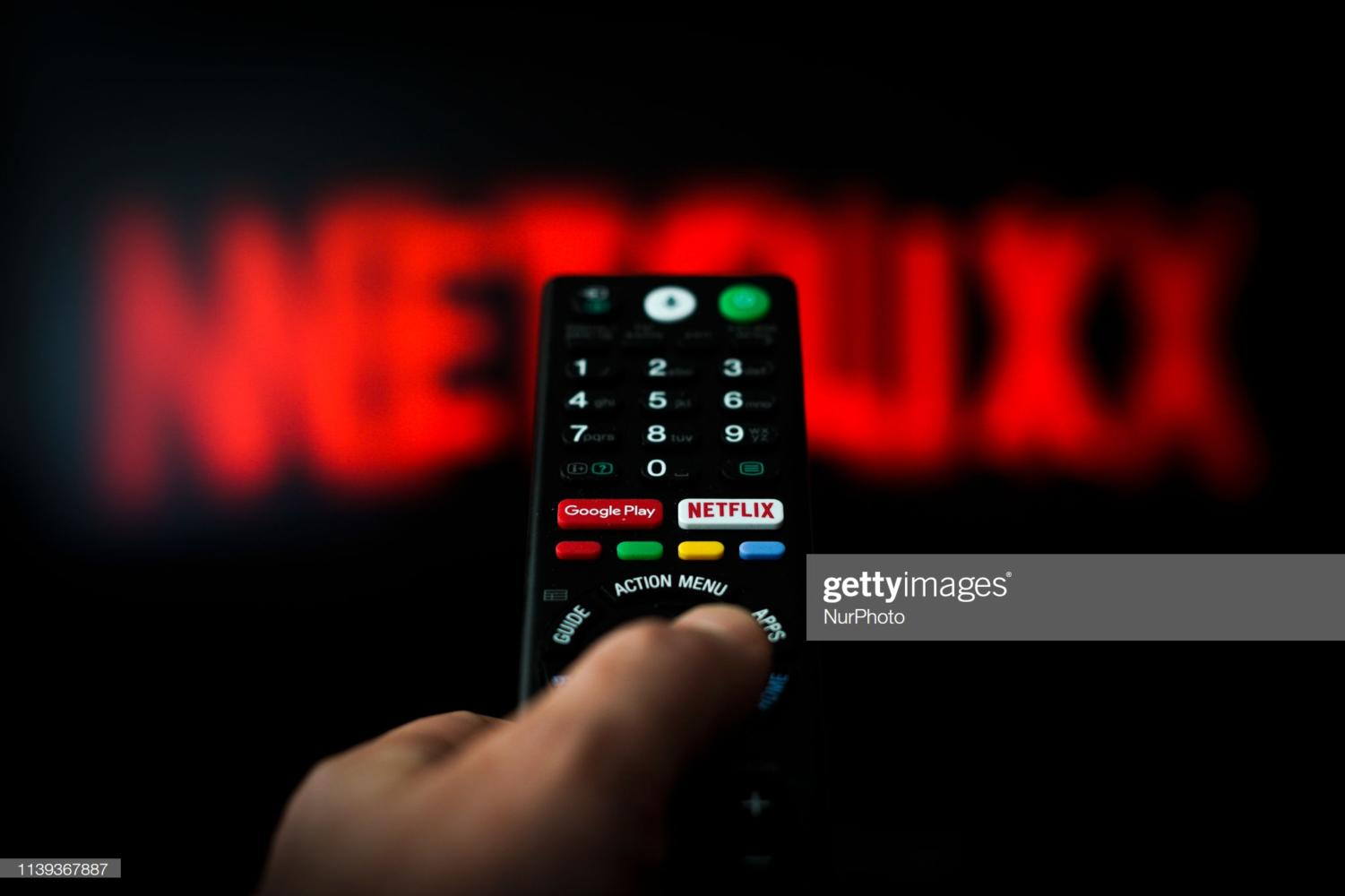 Netflix (Photo by Jaap Arriens/NurPhoto via Getty Images)