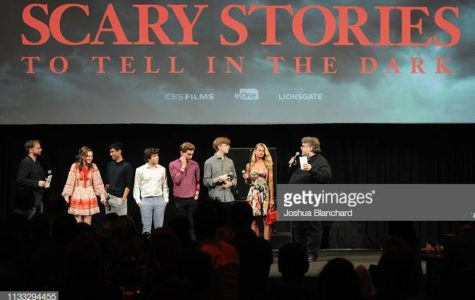 """Movie Review: """"Scary Stories to Tell in the Dark"""""""