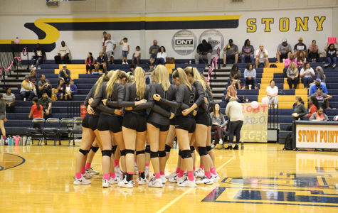 GALLERY: Volleyball defeats Stony Point