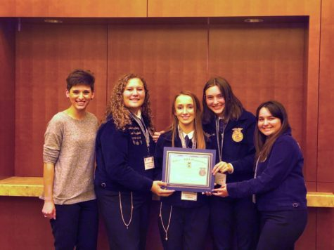 VHS French Students Excel in Competition