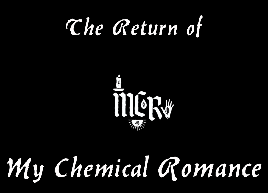 My+Chemical+Romance+announces+a+reunion+show+in+Los+Angeles+on+Dec.+20+at+Shrine+Hall.++