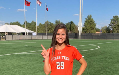 Junior commits to Texas Tech for soccer