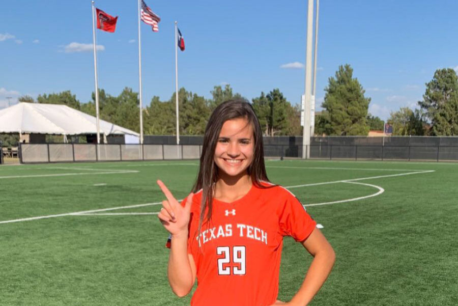 Junior+commits+to+Texas+Tech+for+soccer