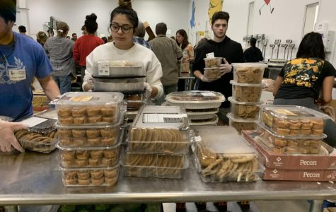 Student learns value of volunteering at Central Texas Food Bank