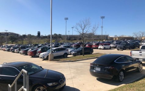 Staff Editorial: Security cameras in parking lot