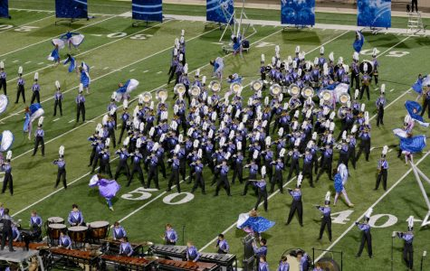 Band performs