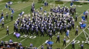 Band wins Sudler Shield award