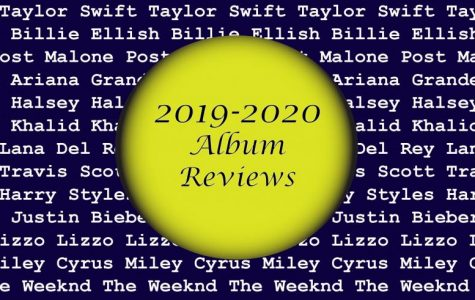 Go through a track-by-track review for some of the most popular albums released this school year.