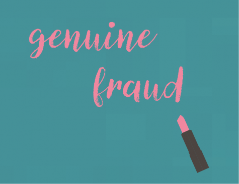 """Genuine Fraud"" is E. Lockhart"