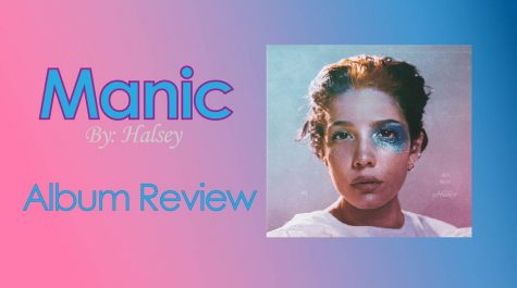 "Halseys latest album ""Manic"" was released to the public Jan. 17, 2020."