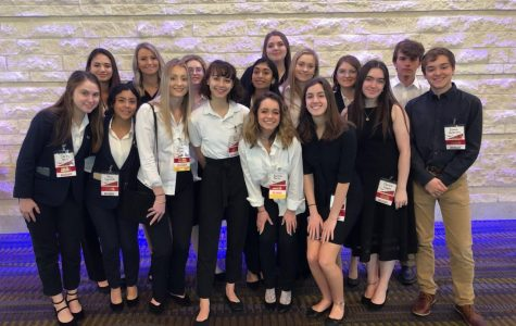 FCCLA regional competitors qualify for state