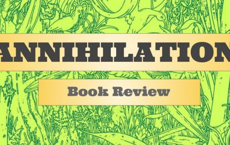 Book Review: 'Annihilation'