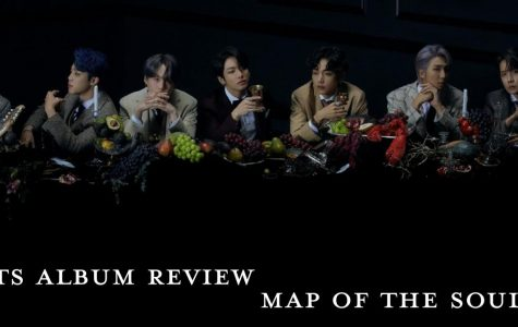BTS released their new album,