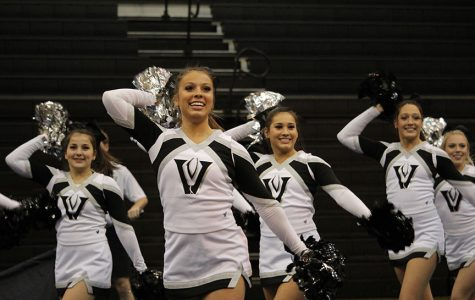 Cheer to attend school board meeting Feb. 27 for recognition