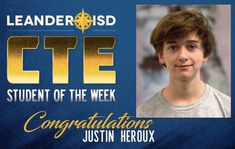 Freshman receives district recognition for typing