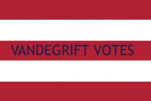 Vandegrift votes