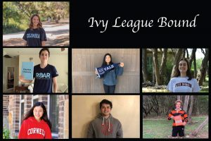 Seven seniors commit to Ivy League schools
